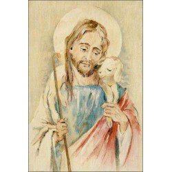 Gobelin Chrystus Pasterz